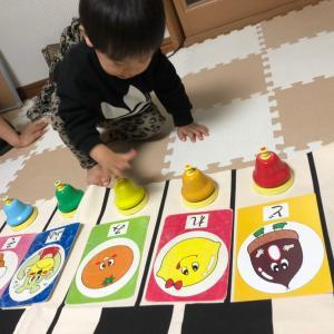 乳幼児ピアノ、レッスンのひとこま