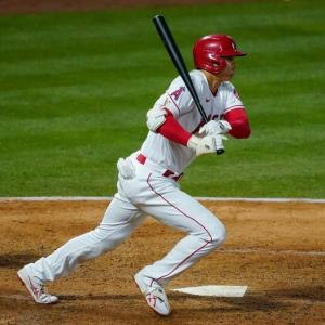 【MLB】大谷翔平3戦連続安打、走力、打球速度、投手球速すべてにトップレベル  メジャー全体で20位の足の速さ