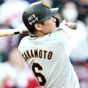 坂本勇人(32歳)の通算成績、打率.292、2046安打、250ホームラン、882打点、158盗塁、守備神