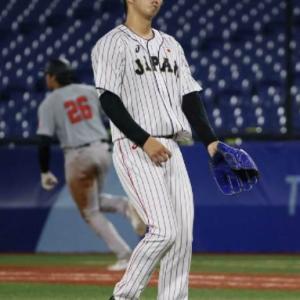 【侍ジャパン】建山コーチ「青柳は次も同じような場面で頑張ってもらいたい。期待する」