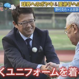 古田敦也 選手としての実績抜群、理論派、監督経験あり←現場に帰ってこない理由