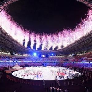オリンピック最高視聴率、開会式がピークwww