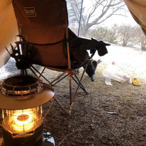 冬キャンプの服装 注意点