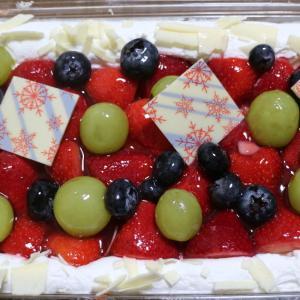 【コストコ】新商品! ホリデーフルーツフロマージュケーキ おススメ!!