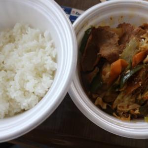 【松屋】お肉たっぷり回鍋丼をテイクアウト!