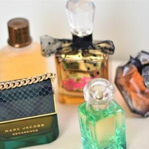 おすすめの香水。色気ある女性でいたい。