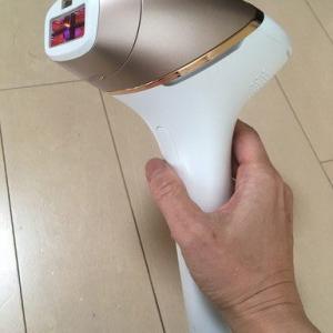 フィリップス(Philips)脱毛器ルメアプレステージの口コミ【想像以上に効果ありの光美容器だ!】