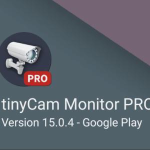tinyCam Monitorへ監視カメラを追加する(Androidアプリ)