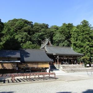 宇摩志麻遅命(うましまぢのみこと)の墓 物部神社