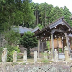 多太神社 祭神の妄想仮説
