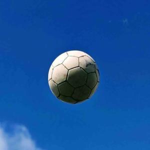 次男、始動開始 サッカー生活始まる