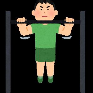 懸垂器「鍛えられます。ディップスできます。腹筋も鍛えられます」←買わない理由ある?🤔