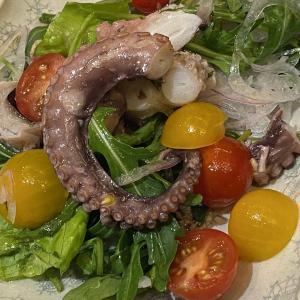 やっぱり美味しいインドの蛸