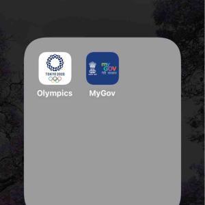 メリーポピンズ鞄なオリンピック・アプリ