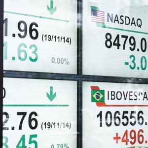 全世界株式と米国株式 分散投資