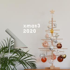 xmas3◇iittala オーナメント×IKEA フック クリスマスディスプレイ2020