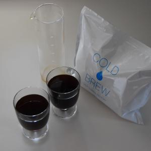 水出しコーヒーセット◇シンプルな道具で手軽にスッキリ美味しいアイスコーヒー【DRIP COFFEE FACTORY × HARIO COLD BREW BOTTLE】