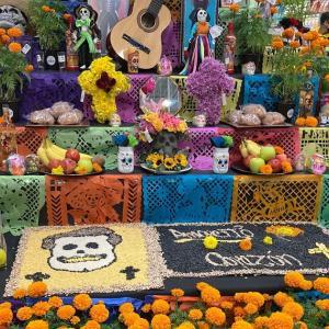 メキシコのお祭り、死者の日