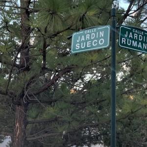 通りの名前