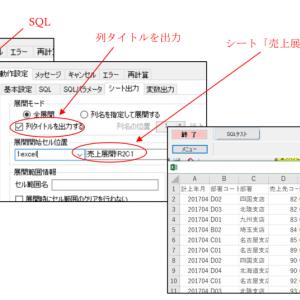 dbSheetClient格闘編(1)