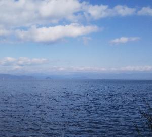 『もっと知りたい琵琶湖の深呼吸』初のZООM参加