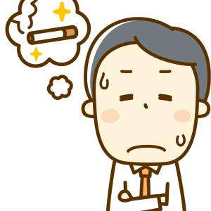 ニコチン中毒恐ろしい(´Д`)めう