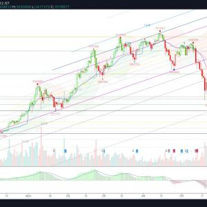 BTC/JPY(ビットコイン) 0626 Weekly-Review