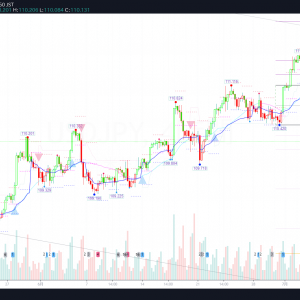 USD/JPY(ドル円) 0709C Weekly-Review
