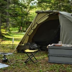 設営1日目:キャンプツーリングを始めよう!