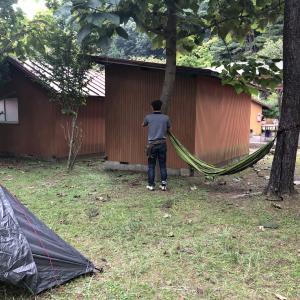 設営12日目:キャンプのマナーと責任