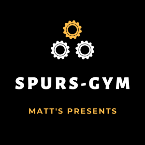 SPURS-GYMチャンネル始めました!