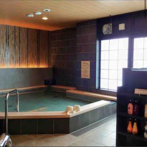アルモントホテル・日暮里・大浴場②