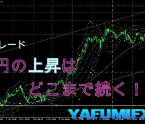 10月16日(土)【Weekly】ドル円・ユーロドルの今週のチャート分析・環境認識・来週のチャート予想
