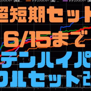 6/15までの限定販売 ドテンハイパーフルセット改