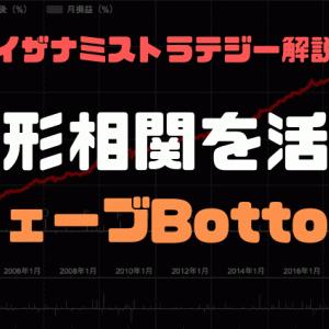 波形相関を活用するイザナミ ストラテジー「ウェーブBottom」【株の売買ルール】