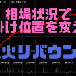 【イザナミ売買ルール】 鉄火リバウンド