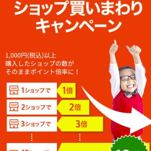 ★楽天お買物マラソンはどのくらいお得?★