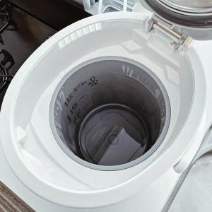 【要注意】象印のスチーム式加湿器で必ずやってほしい3つのこと【掃除要らずでずっとキレイ】EE-DA50-WA