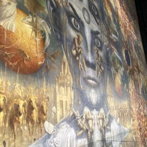 新冠町「太陽の森 ディマシオ美術館」は幻想的な世界だった!