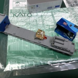 Kato M250改裝常點燈