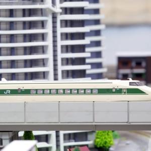 Tomix JR 200系東北新幹線(H編成) 室內燈