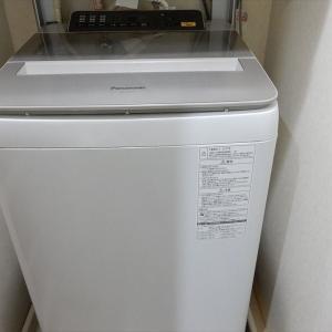 洗濯機が3年で壊れた