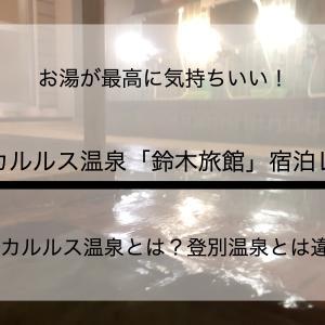 """登別カルルス温泉""""鈴木旅館""""にGoToトラベルを利用して宿泊!昔ながらの良さが残る旅館を隅々までお届け!"""