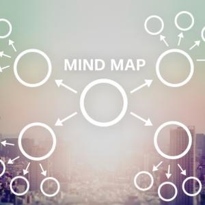 マインドマップ活用法|思考を整理して新しいアイデアを創造する
