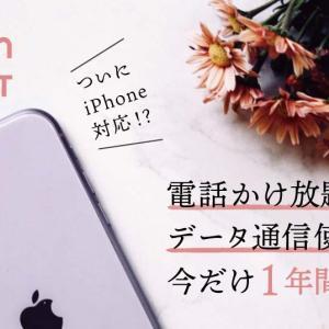 Rakuten UN-LIMITで電話代0円【iPhone実証】
