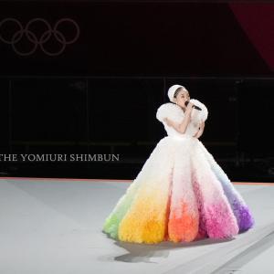 連休2日目 いよいよオリンピック開会式