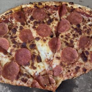 冷めたピザを美味しく食べる方法