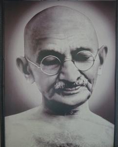 マハトマ・ガンディーの日(インド祝日)
