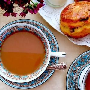 紅茶の歴史(7)お茶の起源