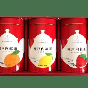広島のお土産 「瀬戸内紅茶」